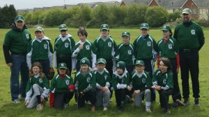 Irish Youth Team