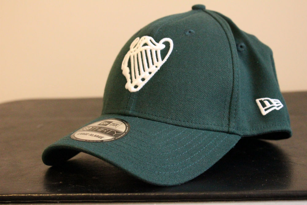 Irish National Baseball Team cap.