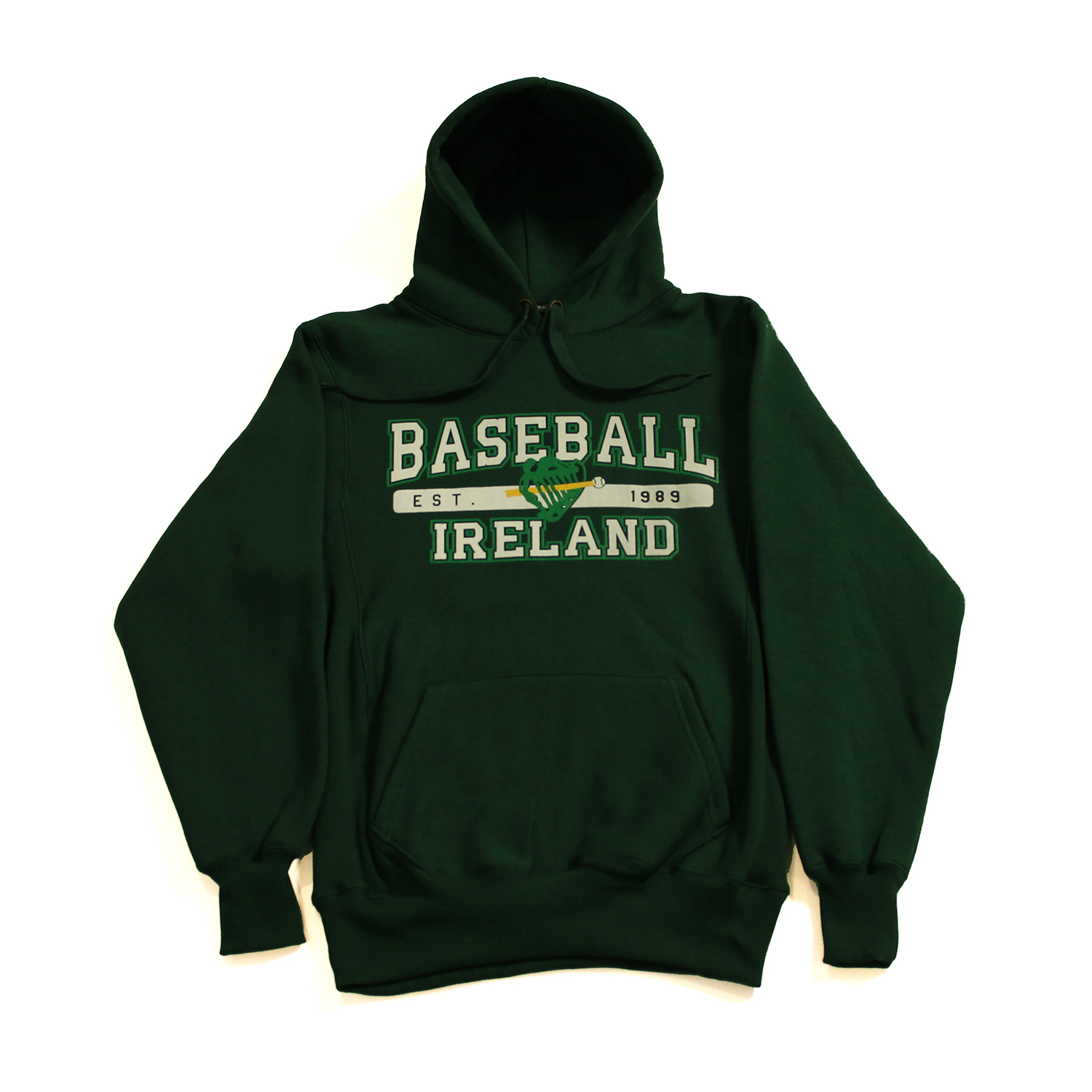 Baseball Ireland Hoodies