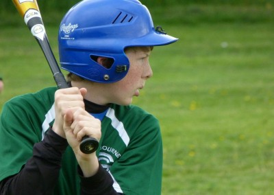 Irish Youth Baseball Player Liam Shier