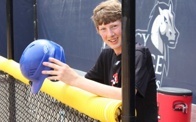 Baseball Exchange Program: Liam Shier Visits America
