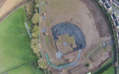 Update: Baseball Field in Ashbourne, Ireland