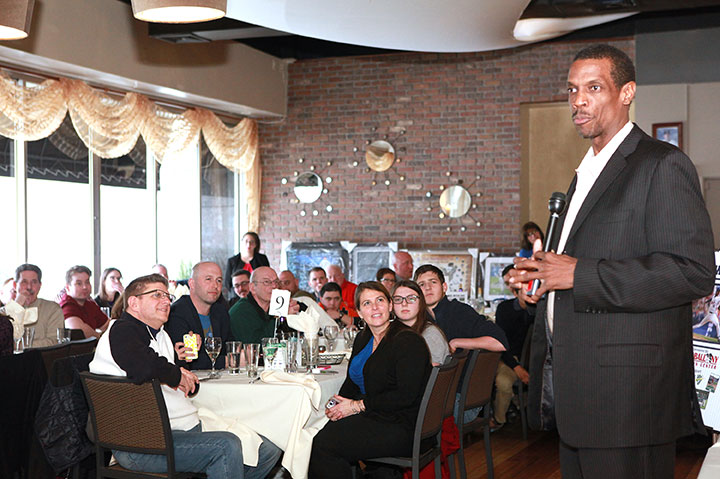 Photos From Lunch With Doc Gooden