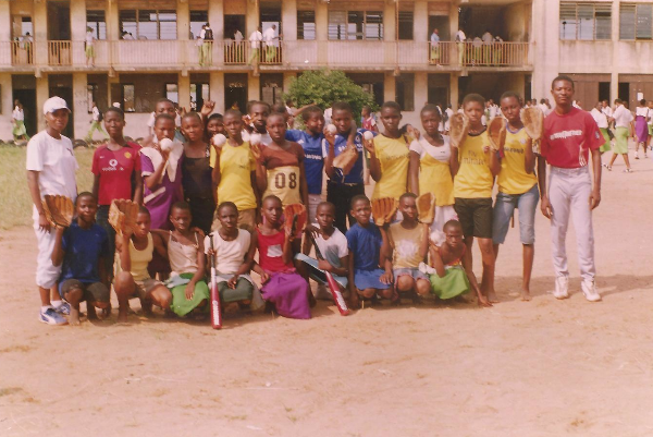 Baseball in Nigeria: Helping Grow the Game with Donated Baseball Equipment