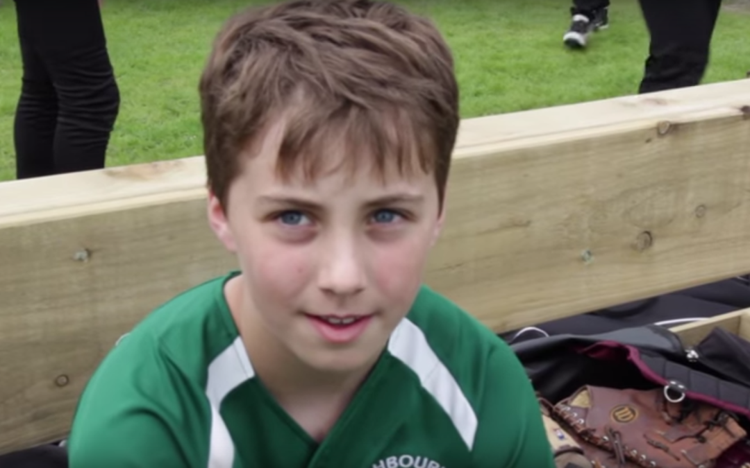 Video: Grand Opening of New Baseball Facility in Ashbourne, County Meath, Ireland