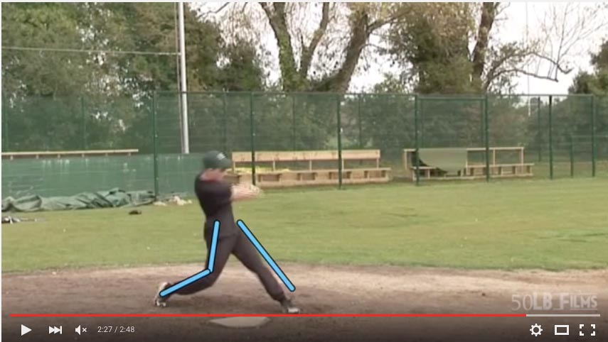 Video Instruction Update: Irish Catcher Paul Carey