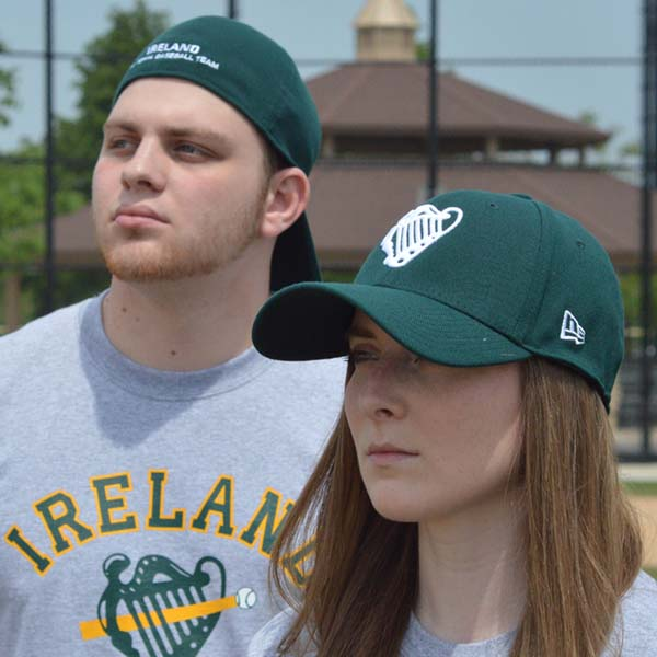 Irish Baseball T-Shirts and Caps