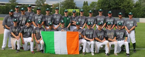 Ireland Wins Gold at 2017 European Baseball Championship Qualifier Tournament