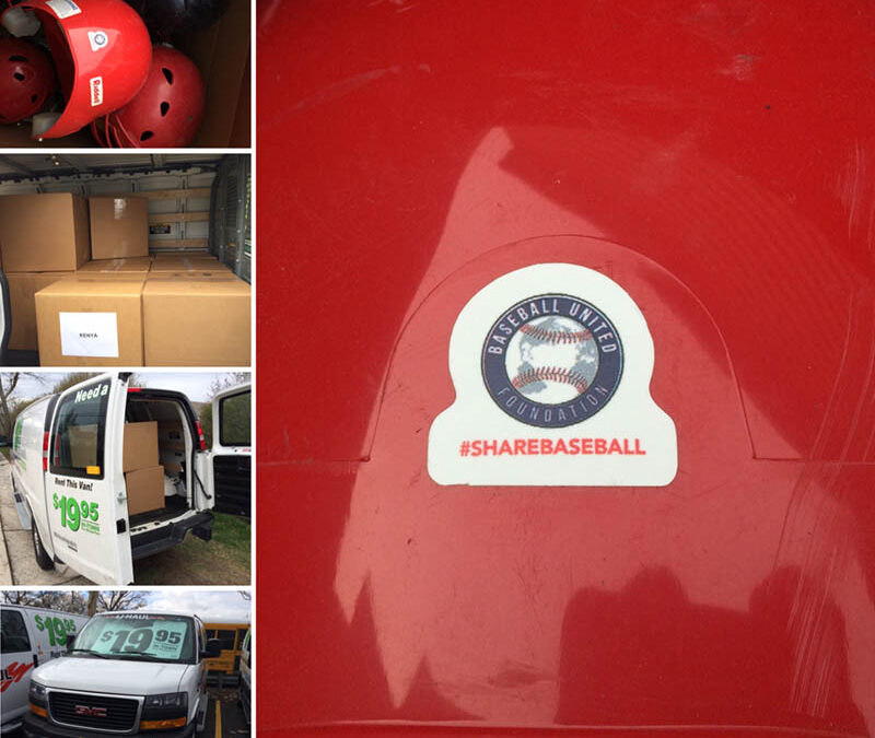 Update: Kenyan Little League Shipment